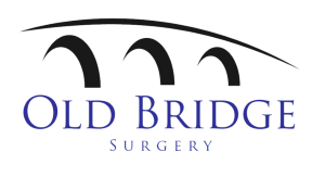 Old Bridge Surgery logo and homepage link